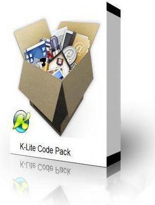 K-Lite Mega Codec Pack V5.4.0 (November 4th 2009)