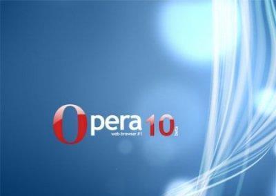 Opera v10.0.1551 Beta 1