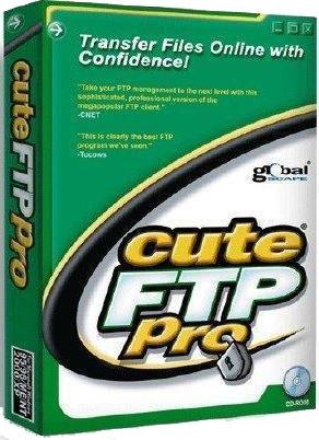 CuteFTP Professional v8.3.2 Rus Portable