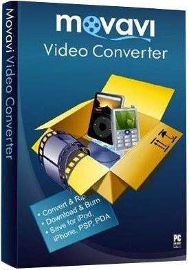 Portable Movavi Video Converter v8.2 Ru