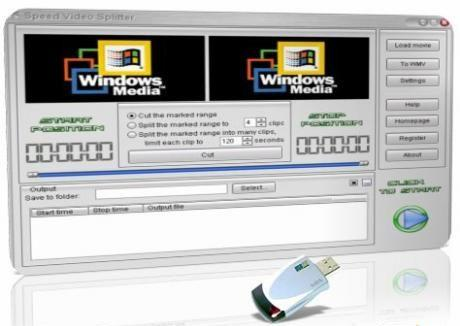 Speed Video Splitter v4.3.18 Portable