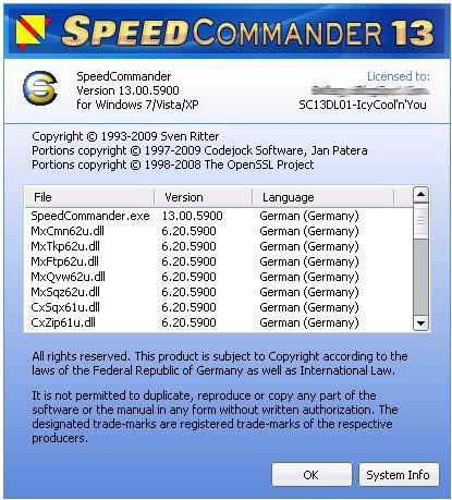 Speedcommander v13.00 Build 5900 Portable