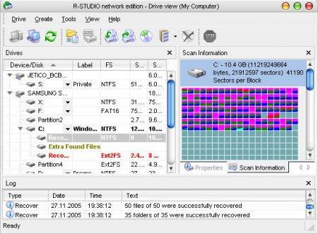R-Studio v5.0 Build 129000 +