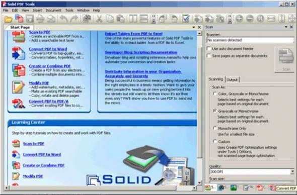 Solid PDF Tools v6.0 build 540 ML