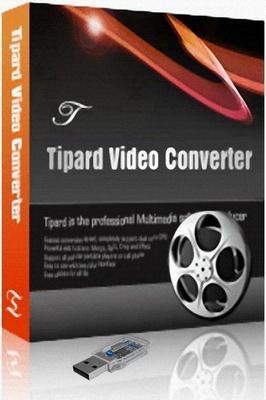 Tipard Video Converter v4.0.10 + Portable