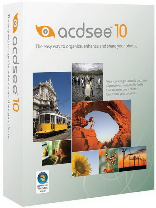 ACDSee Photo Manager v10.0.219 Rus