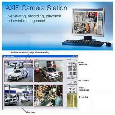 AXIS Camera Station v3.11 ML (RUS)