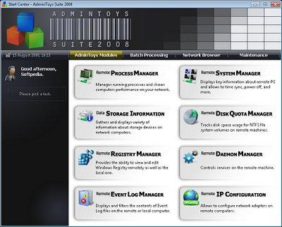 AdminToys Suite 2009 v1.5.0.0