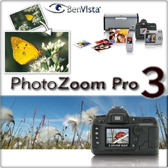 BenVista PhotoZoom Pro™ v3.08 ML (Rus)