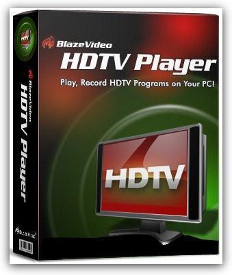 BlazeDTV v2.5a - HDTV Player 2010 [ENG]