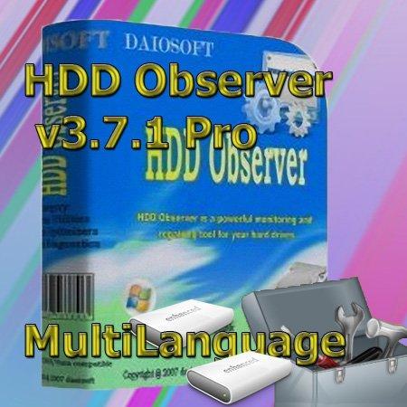 HDD Observer v3.7.1 Pro
