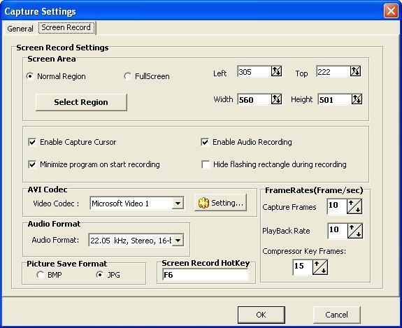 I Screen Recorder v8.0.0.2121