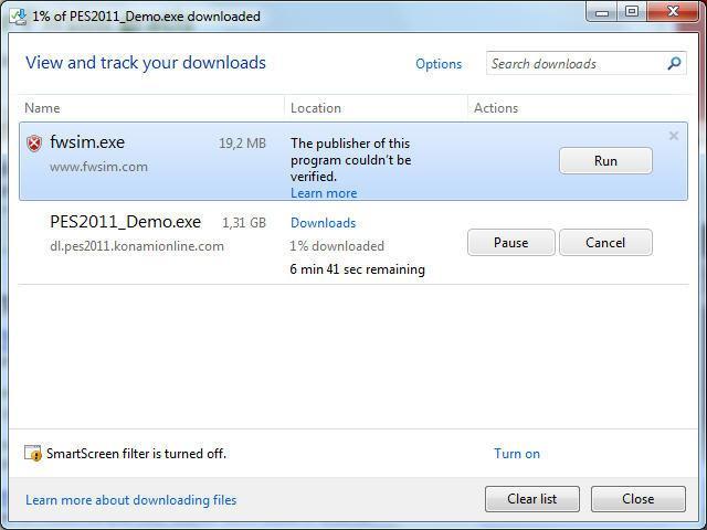 Internet Explorer 9 Beta (9.0.7930.16406) 15 Сентября 2010