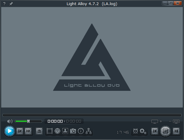 Light Alloy v4.7.2 (build 1924)