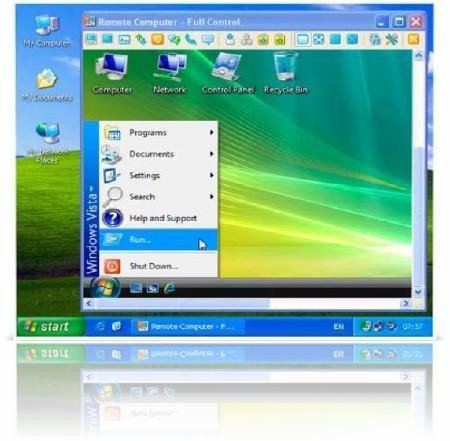 Radmin v3.4 / Remote Administrator v3.4