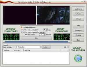Speed Video Splitter v4.3.29