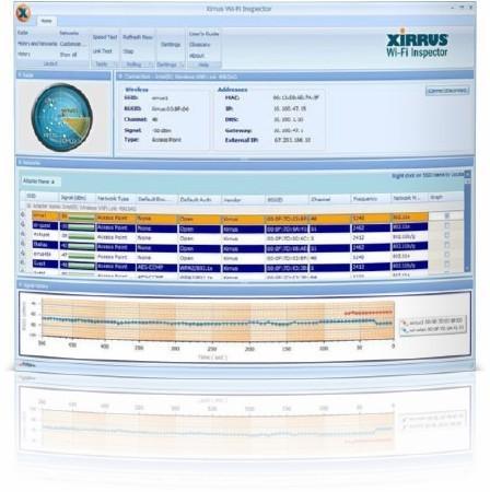 Xirrus Wi-Fi Inspector v1.0.1