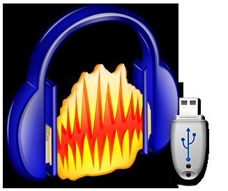 Portable Audacity v2.0rc1