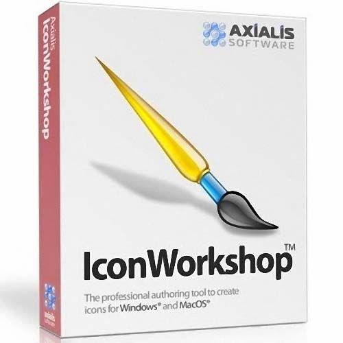 Axialis IconWorkshop v6.52 (Rus) Portable