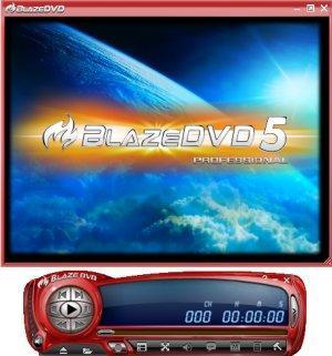 BlazeDVD Pro v6.0 Portable