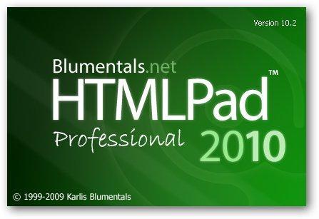 Blumentals HTMLPad v10.2.0.121 Portable