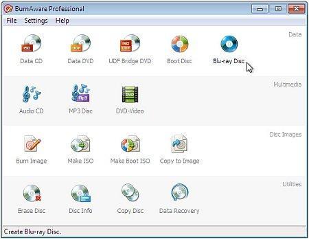 BurnAware Pro v3.0.1 Portable