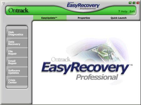 Ontrack EasyRecovery Pro v6.21.03 Portable