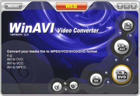 WinAVI Video Converter v10.1 Portable