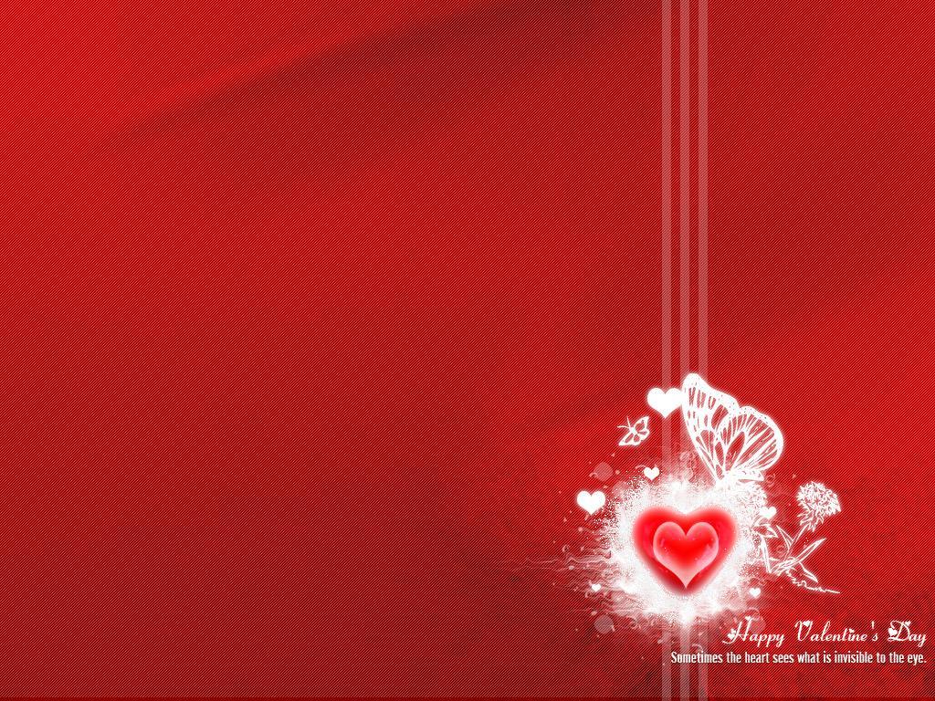 День Святого Валентина - Обои / Wallpapers (14-02-2009)