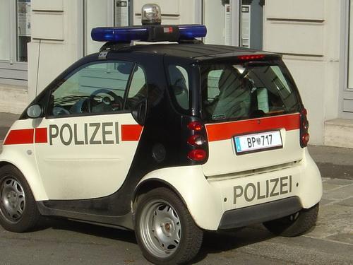 Wallpapers-транспортные средства полиции