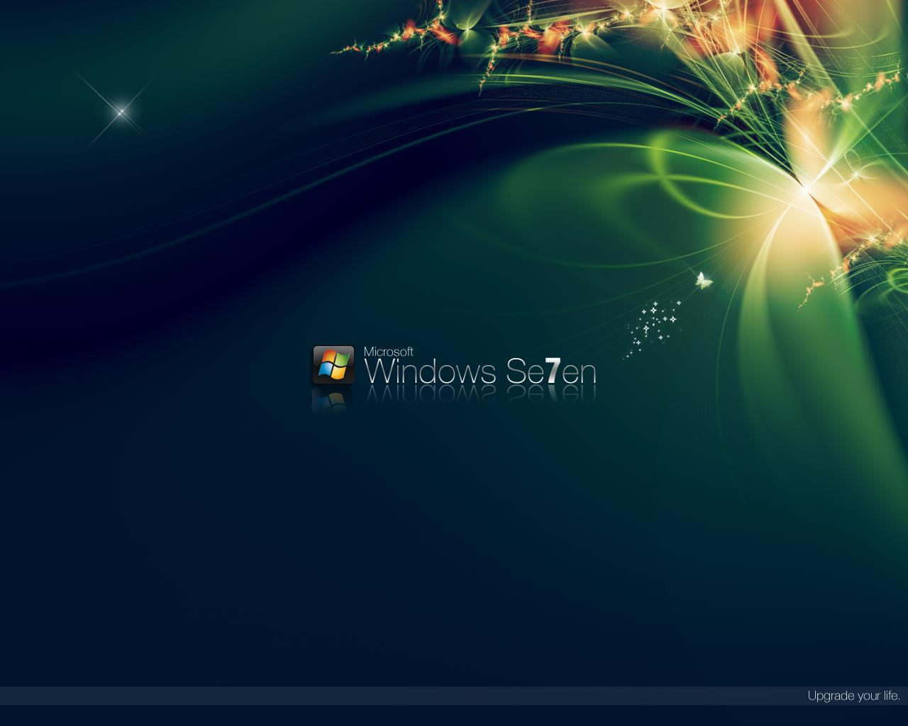 Windows7 Wallpapers (12-12-2008)