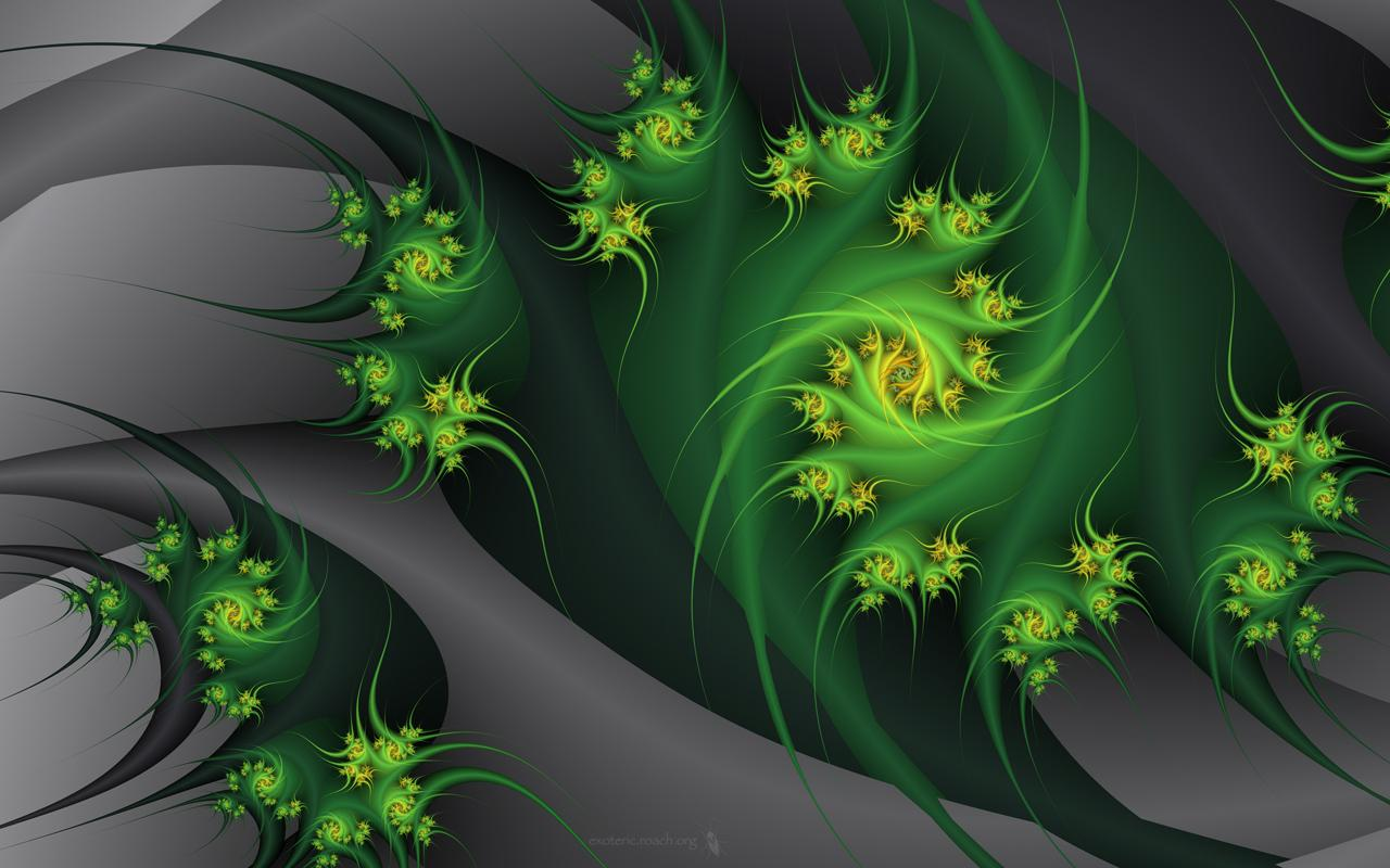 Wallpapers - Best Fractal Pack (28-10-2009)