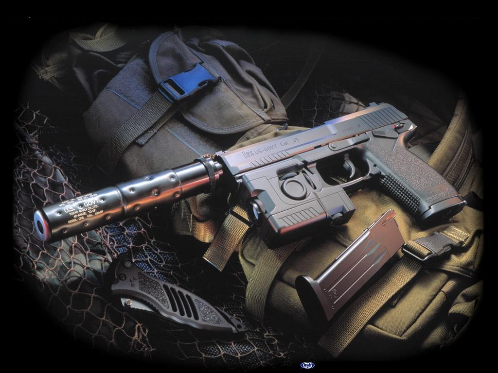обои для рабочего стола оружие: