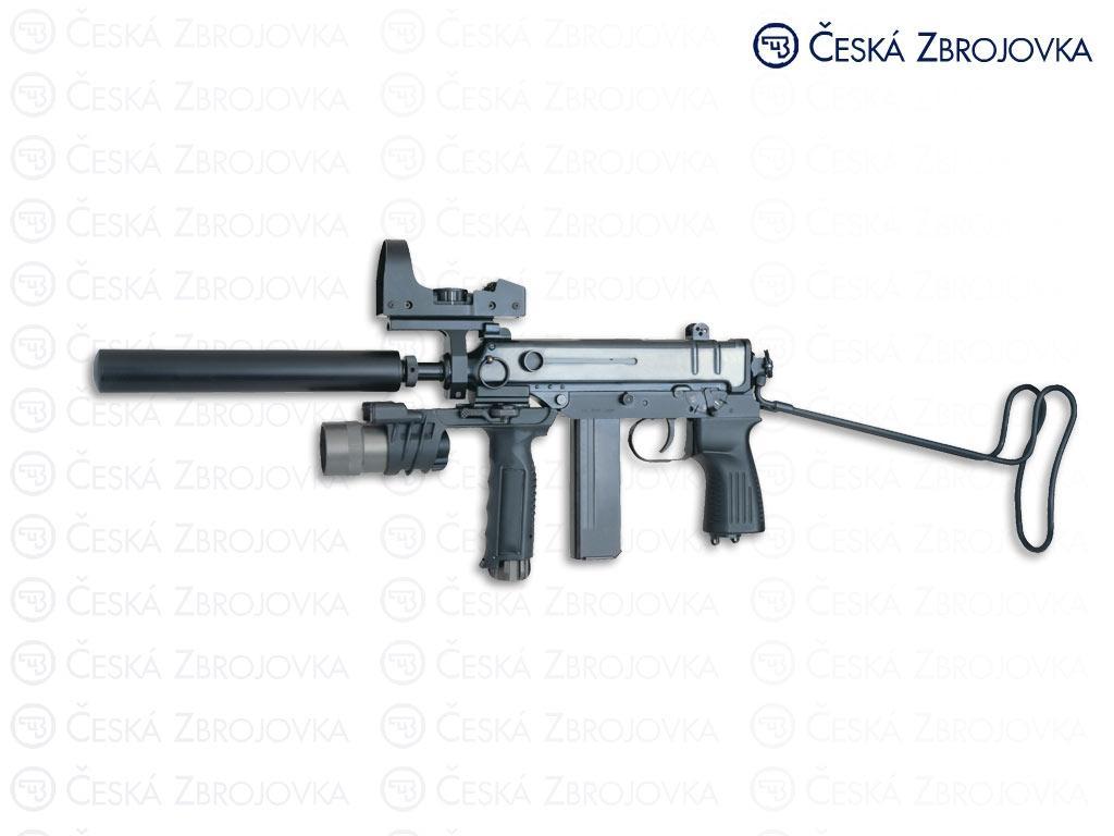 Обои на рабочий стол - оружие (18-05-2009)