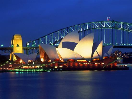 Wallpapers - Australia (29-06-2009)