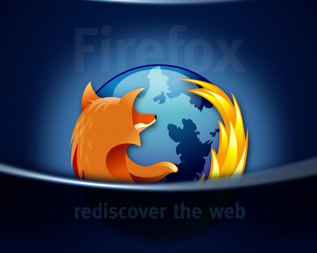 Обои на рабочий стол - Firefox (20-05-2009)