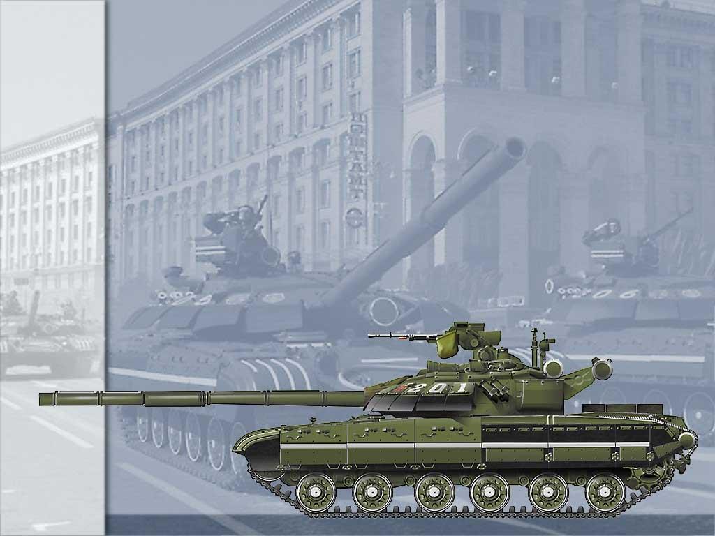 Обои на рабочий стол - танки (18-05-2009)