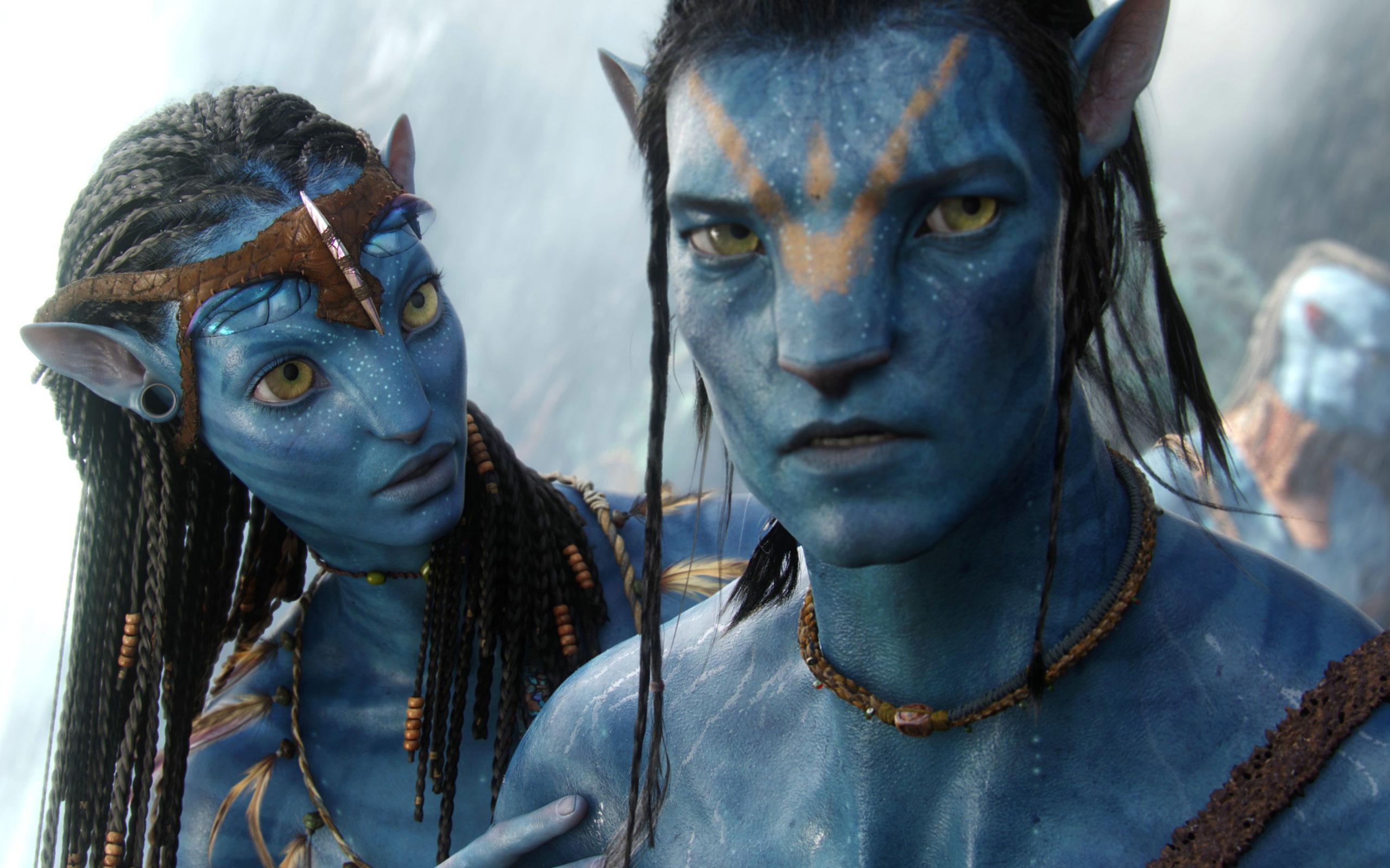 Подборка обоев - Avatar (широкоформат)