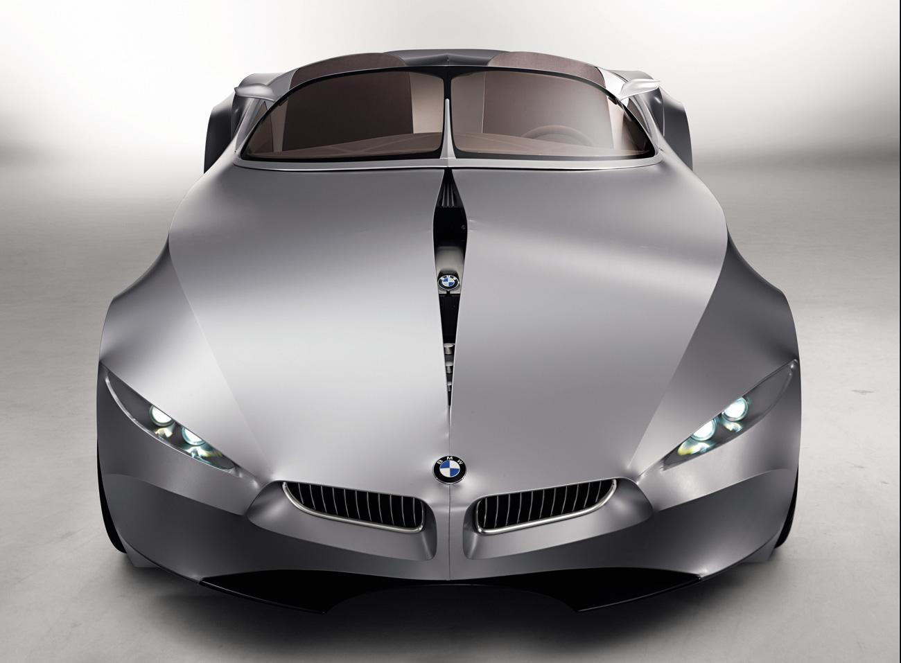 Появился новый концепт BMW Gina Concept