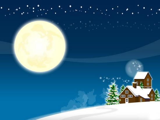 Wallpapers - New Year and Christmas (27-12-2009)